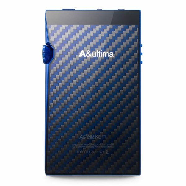 Astell-Kern A&ultima SP1000M - Lapis Blue