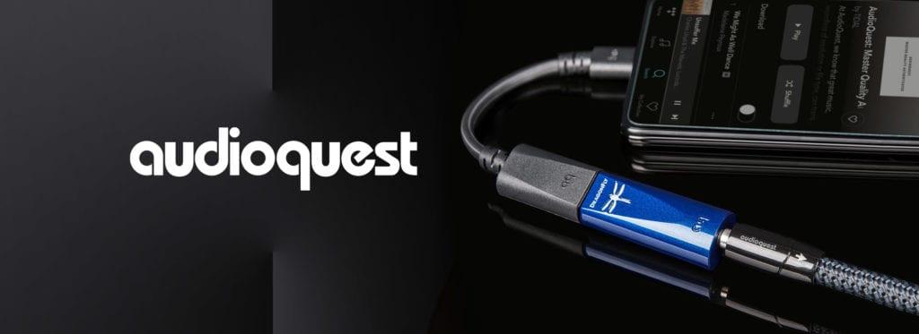 audioquest headphonext