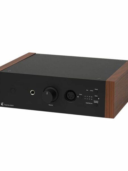 Pro-Ject Head Box DS2 B - Black - Rosewood