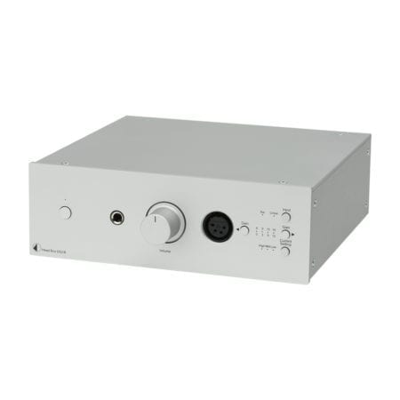 Pro-Ject Head Box DS2 B - Silver