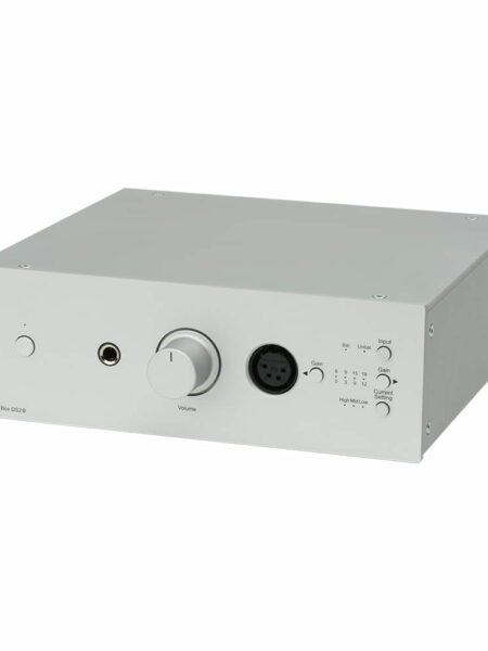 Pro-Ject Head Box DS2 B - Silver