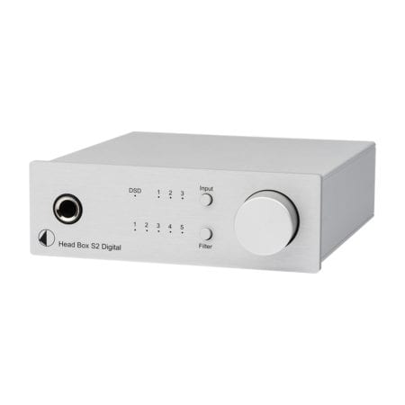 Pro-Ject Head Box S2 Digital - Silver