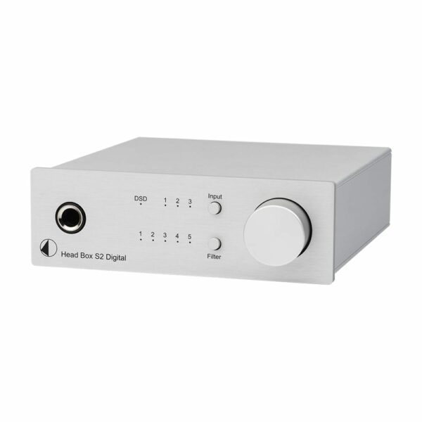 Pro-Ject Head Box S2 Digital - Silver