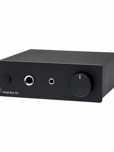 Pro-Ject Head Box S2 - Black