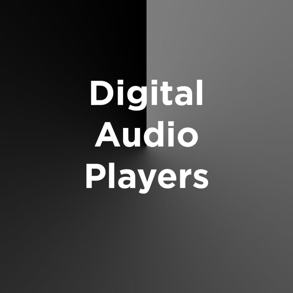 Digital Audio Players