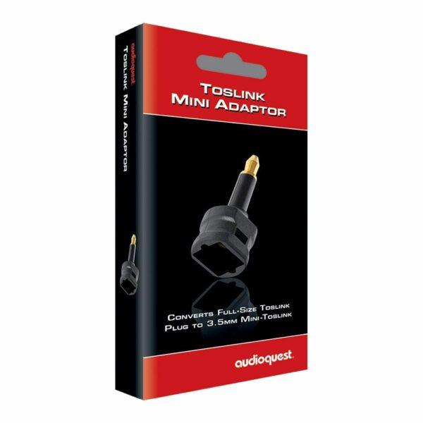 AudioQuest Adattatore Optical Mini