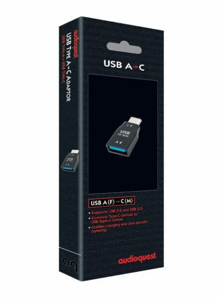 AudioQuest Adattatore USB Tipo C