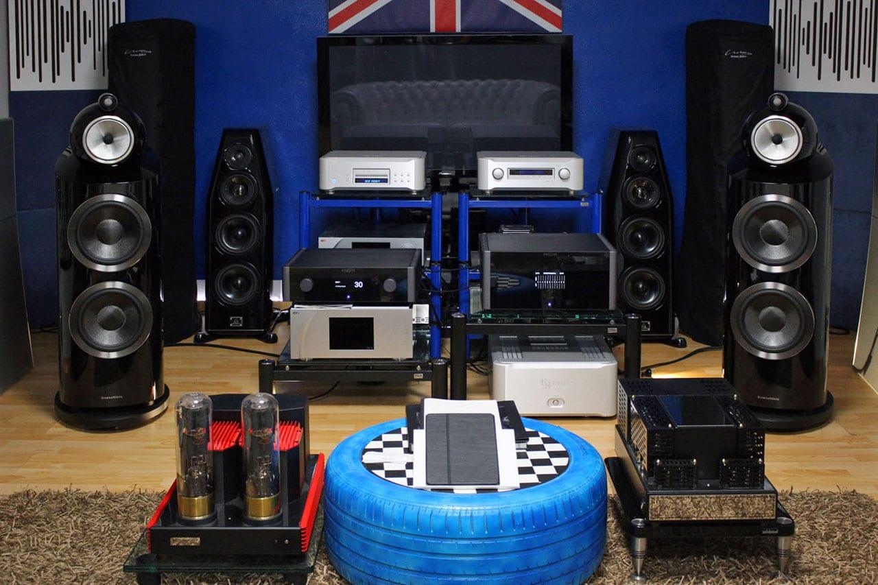il centro della musica