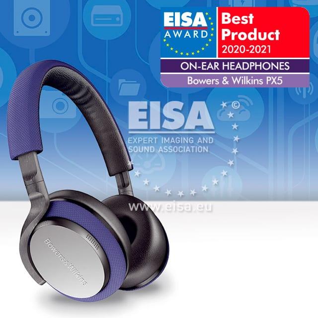 EISA Bowers Wilkins PX5