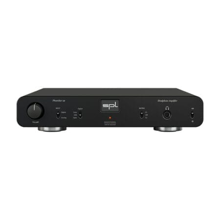 SPL Phonitor se - DAC - Black